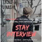 Stay Interview_plakat