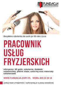 Pracownik usług fryzjerskich — kopia